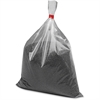 Rubbermaid Urn Sand Bag - 25.60 lb - 5/Carton - Black