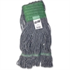 Genuine Joe Earth Mop Mophead Refill - Polyester