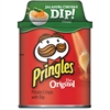 Pringles Original Potato Crisps w/Jalapeno Dip - Resealable Container - Original, Jalapeno, Cheddar - 2.80 oz - 12 / Carton