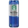 Starbucks Refreshers Blueberry Acai Energy Drink - Blueberry Acai Flavor - 12 fl oz - Can - 12 / Carton