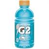 Gatorade G2 Glacier Freeze Sports Drink - Glacier Freeze Flavor - 12 fl oz - Bottle - 24 / Carton