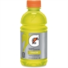 Gatorade Lemon/Lime Sports Drink - Lemon Lime Flavor - 12 fl oz - Bottle - 24 / Carton
