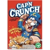 Quaker Oats Cap'N Crunch Sweetened Cereal - Sweet - 0.94 oz - 70 / Carton