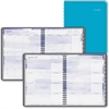 "At-A-Glance LifeLinks Weekly/Monthly Appointment Book - Julian - Daily, Weekly, Monthly - 1 Year - January till December - 7:00 AM to 10:00 PM - 1 Week, 1 Month Double Page Layout - 9.50"" x 11"" - Wire"