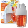 Bright Air Electric Scented Oil Air Freshener Warmer & Refill - Oil - Hawaiian Blossom, Papaya - 45 Day - 1 / Pack