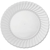 "Eco-Products Plastic Dinnerware - 9"" Diameter Plate - Plastic Plate - Disposable - 180 Piece(s) / Carton"