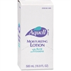 AQUELL Dispenser Moisturizing Skin Lotion - 16.91 fl oz - Push Pump Dispenser - Moisturising, Non-greasy, Residue-free - White