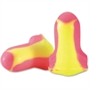 Howard Leight Leight Sleepers Earplugs - Noise Protection - Polyurethane Foam - Yellow, Pink - 200 / Pack