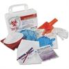 "ProGuard Bloodborne Pathogen Kit - 6"" Height x 12"" Width x 3"" Depth - Plastic Case - 1 Each"