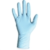 DiversaMed Disposable Nitrile Powder Free Exam Gloves - X-Large Size - Nitrile - Blue - Powder-free, Disposable, Ambidextrous, Beaded Cuff, Textured Grip, Chemical Resistant, Puncture Resistant, Firm
