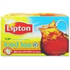 Lipton Unsweetened Smooth Blend Tea - Black Tea - 24 Teabag - 24 / Box