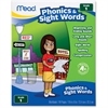 Phonics/Sight Words Grade 1 Workbook Education Printed Book - Book - 64 Pages