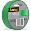 "Scotch Expressions Masking Tape - 0.94"" Width x 60 ft Length - Writable Surface, Easy Tear - 1 Roll - Primary Green"