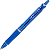Acroball Colors Pens - Medium Point Type - 1 mm Point Size - Refillable - Blue - Blue Barrel - 1 Each