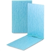 "Smead PressGuard® Report Covers - Legal - 8 1/2"" x 14"" Sheet Size - 500 Sheet Capacity - Prong Fastener - 2"" Fastener Capacity for Folder - 20 pt. Folder Thickness - Pressguard - Blue - Recycled -"