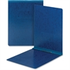 "Smead PressGuard® Report Covers - Letter - 8 1/2"" x 11"" Sheet Size - 500 Sheet Capacity - Prong Fastener - 2"" Fastener Capacity for Folder - 20 pt. Folder Thickness - Pressguard - Dark Blue - Recy"