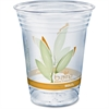 Solo Bare Eco-Forward RPET Clear Cold Cups - 16 fl oz - 50 / Pack - Clear - Polyethylene Terephthalate (PET) - Cold Drink, Beverage, Smoothie, Coffee