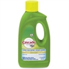 Cascade Dishwasher Gel with Clorox - Gel - 45 oz (2.81 lb) - Lemon Scent - 1 Bottle - White