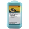 Zep Scrubbing Beads Industrial Hand Cleaner - Lemon Scent - 1 gal (3.8 L) - Grease Remover, Grime Remover - Hand, Skin - Blue, Green - Anti-irritant - 1 Each