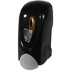 Genuine Joe Refillable Foam Soap Dispenser - Manual - 33.8 fl oz (1000 mL) - Black, Gray