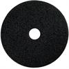 "Impact Products Black Stripping - 14"" Diameter - 5/Carton - Fiber - Black"
