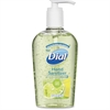 Dial Sanitizing Gel - Fresh Citrus Scent - Pump Bottle Dispenser - Kill Germs, Bacteria Remover - Hand - Moisturizing - 12 / Carton