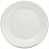 "Dart Table Ware - 125 / Pack - 9"" Diameter Plate - Plastic - 500 Piece(s) / Carton"