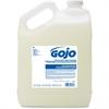 Gojo White Coconut Skin Cleanser - Coconut Scent - 1 gal (3.8 L) - Hand - White - 4 / Carton