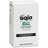 Gojo MULTI GREEN Hand Cleaner - Citrus Scent - 67.6 fl oz (2 L) - Soil Remover, Dirt Remover, Kill Germs - Hand - Non-abrasive - 4 / Carton