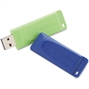 Verbatim 32GB Store 'n' Go USB 3.0 USB Flash Drive - TAA Compliant - 32 GBUSB 3.0 - Blue, Green""