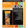 KIND Maple Glazed Pecan/Sea Salt Nut/Spice Bars - Gluten-free, Cholesterol-free, Non-GMO, Individually Wrapped - Pecan, Sea Salt - 1.40 oz - 12 / Box