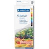 Staedtler karat 2430 Soft Pastel Chalk - Assorted - 12 / Pack