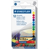 "Staedtler karat 2420 Oil Pastel - 2.8"" Length - 0.4"" Diameter - Assorted - 12 / Box"