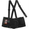 ProFlex 2000SF High-perf. Back Support - Adjustable, Strechable, Comfortable - Strap Mount - Black
