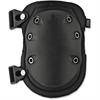 Ergodyne ProFlex 335 Slip Resistant Rubber Cap Knee Pad - Rubber Pad, Nylon Cover - Black - 2 / Pair