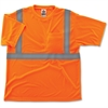 GloWear Class 2 Reflective Orange T-Shirt - Large Size