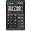 "Canon LS-88HI III Green Display Basic Calculator - Large Display, Angled Display, Sign Change, Lightweight, Dual Power, Auto Power Off, Portable Printing/Display - Battery/Solar Powered - 1"" x 5.4"" x"