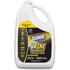 Clorox Urine Remover - Liquid Solution - 1 gal (128 fl oz) - Rain Clean Scent - 1 Each - Clear