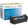 Elite Image Remanufactured Toner Cartridge - Black - Laser - 25000 Page - 1 Each