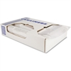 "Heritage AccuFit 23-Gallon Can Liners - 23 gal - 30"" Width x 45"" Length x 0.90 mil (23 Micron) Thickness - Clear - 200/Carton - Can"