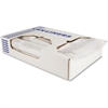 """Heritage Standard High Density Coreless Roll Liners - 30 gal - 30"""" Width x 37"""" Length x 0.51 mil (13 Micron) Thickness - High Density - Natural - High-density Polyethylene (HDPE) - 500/Carton - Can"""