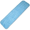 "Impact Products Microfiber Flat Wet Mops - 5"" Width - MicroFiber"