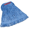 Rubbermaid Commercial Super Stitch Cotton Synthetic Mop - Cotton, Synthetic Yarn