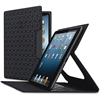 "Solo Blade Carrying Case for iPad mini, iPad mini 2, iPad mini 3 - Black - Scratch Resistant, Residue Resistant - Polyester - 8.3"" Height x 5.3"" Width x 0.3"" Depth"