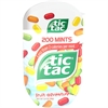 Tic Tac Breath Mints - Fruit - Resealable Container - 3.40 oz - 4 / Pack