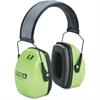 Howard Leight Hi-Visibility L3HV Headband Earmuffs - Recommended for: Industrial - Noise Protection - Foam Headband, Steel Headband, Metal, Polyvinyl Chloride (PVC), Textile, Acrylonitrile Butadiene S