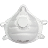 Sperian Disposable Particulate Respirator - Universal Size - Particulate, Dust Protection - Polypropylene, Polyester - White - 10 / Box