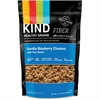KIND Healthy Grains Vanilla BBerry Clusters Snack - Gluten-free, Non-GMO, Cholesterol-free, Resealable Container - Vanilla Blueberry - 1 Each