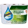 Bounty Dawn Detergent Towels - Towel - 3 / Pack - White