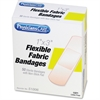"PhysiciansCare Fabric Bandages - 1"" x 3"" - 50/Box - Fabric"